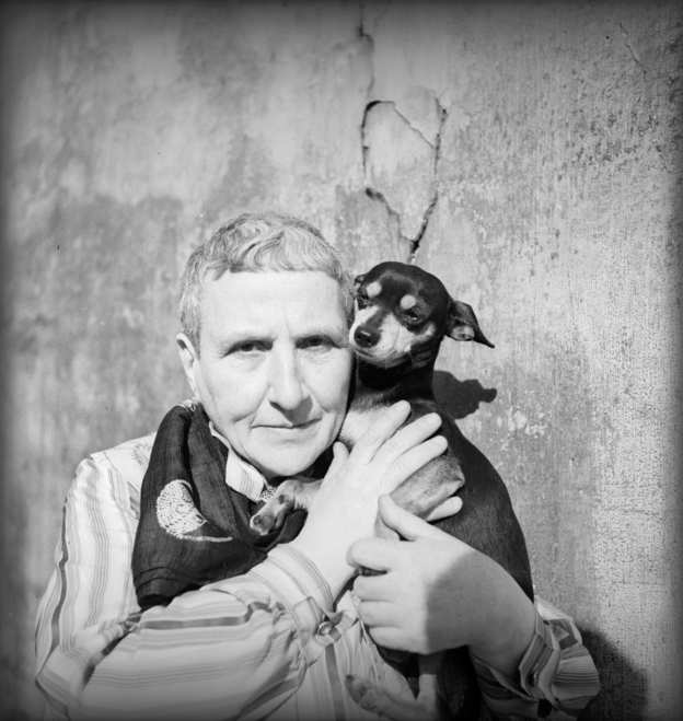 Gertrude Stein - photo Cecil Beaton