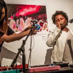 motoko honda + aurelie lierman live in san francisco (2015)
